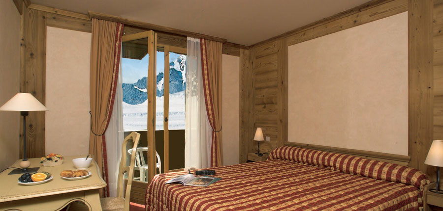 Chalet Matine apartments bedroom